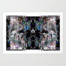 Blending modes Art Print