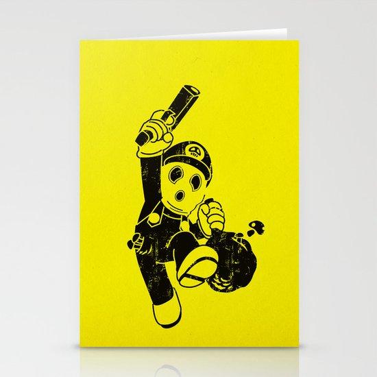 Mushroom Thief Stationery Cards
