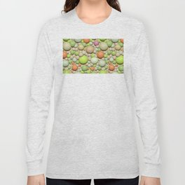 Multi-colored balls. Long Sleeve T-shirt