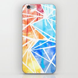 Hot & Cold iPhone Skin