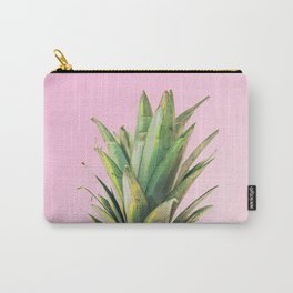 Pineapple Pink Carry-All Pouch