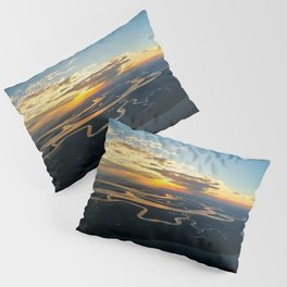 Low Country Sunset  Pillow Sham