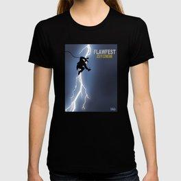 Kovalic Flaw Fest print T-shirt