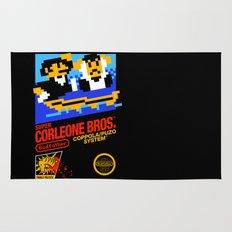 Super Corleone Bros Rug
