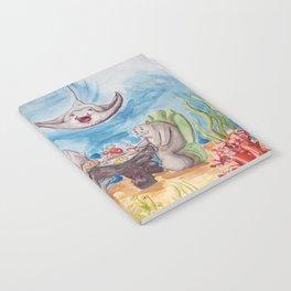 Mermaid Tea Party Notebook