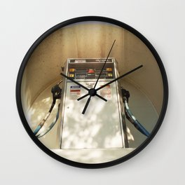 Worship Me NOW! Wall Clock