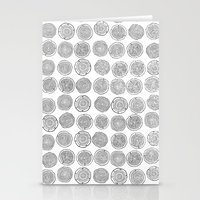 tree rings Stationery Cards featuring Tree Rings by Andrew Stephens