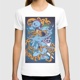 Gang of the Ruthless Animals T-shirt