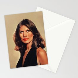 Maud Adams, Actress Stationery Cards