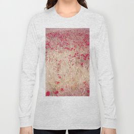 Fields of poppies Long Sleeve T-shirt