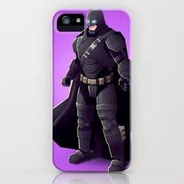 Darkn Knight iPhone Case