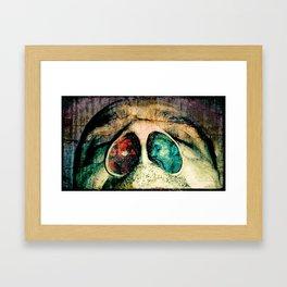 Profumo di umori Framed Art Print