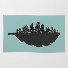 Leaf City Rug
