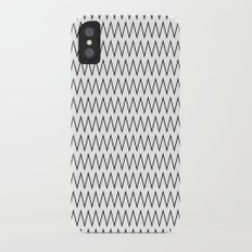 Minimalist Chevron iPhone X Slim Case