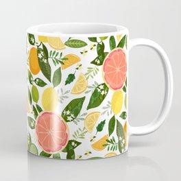 Punch Bowl Pattern Coffee Mug