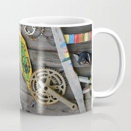 Folk Wall Coffee Mug