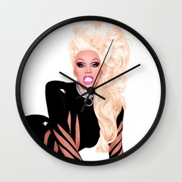 RuPaul, Drag Queen, RuPaul's Drag Race Wall Clock