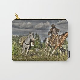 Cowboy Country Carry-All Pouch