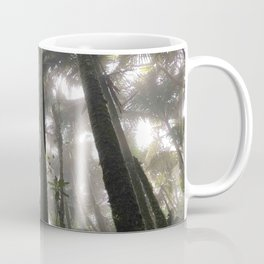 Tropical Jungle - Palm Trees Coffee Mug