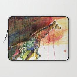 Galloping Giraffe Laptop Sleeve