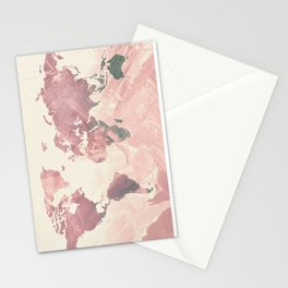 MAP-Freedom vibes worldwide  IΙ Stationery Cards