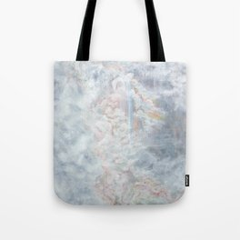 lost in transcendence Tote Bag
