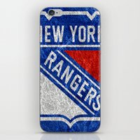 power rangers iPhone & iPod Skins featuring rangers by Bwoodstockfoto