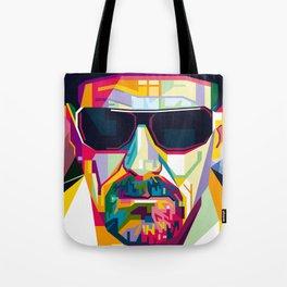Pop Art London Vector Artist CONQR Ultimate Gangster Tote Bag