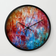 GlamoRust!  Wall Clock