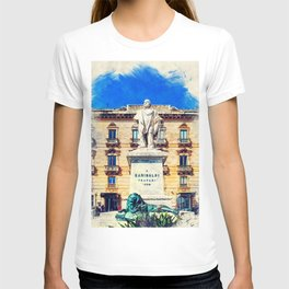 Trapani art 17 Sicily T-shirt