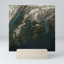 Columbia Bay, Prince William Sound, Alaska Mini Art Print