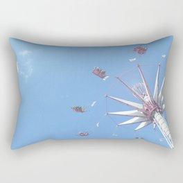 Paris Swings Rectangular Pillow