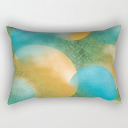 frosted ornaments Rectangular Pillow