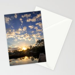 Mornings Embrace Stationery Cards