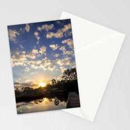 Mornings Embrace Stationery Cards