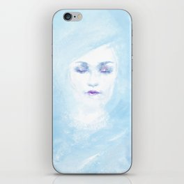 Hail to the winter iPhone Skin