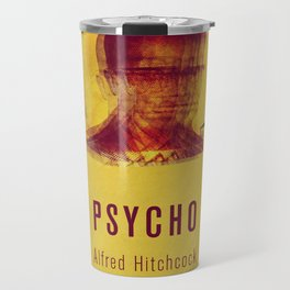 PSYCO - Hitchcok Poster Travel Mug