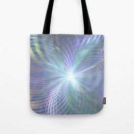 fractal: beginning Tote Bag