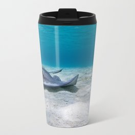 Stingray Metal Travel Mug