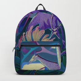 Moonlight dances Backpack