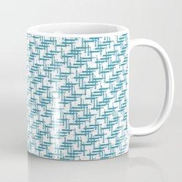 bleu blue Coffee Mug