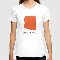 arizona T-shirts featuring Arizona by Hunter Ellenbarger