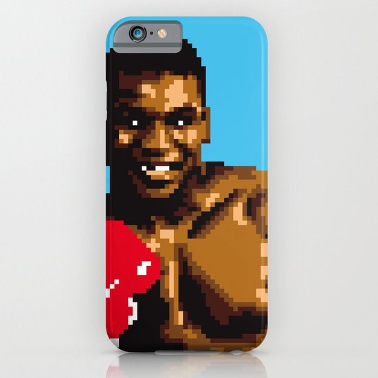 American puncher iPhone & iPod Case