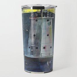 Ludington Light Travel Mug