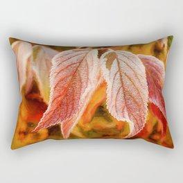 Leaves of Autumn Rectangular Pillow