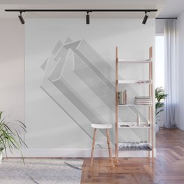 you minimalism Wall Mural