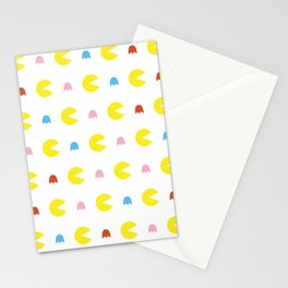 Pacman Kid  Stationery Cards