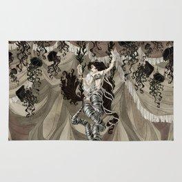 Midnight Circus: Siren's Tent Rug
