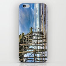 Saltburn Pier iPhone & iPod Skin