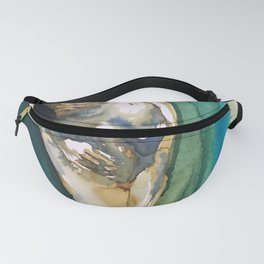 Ophelia in blue Fanny Pack